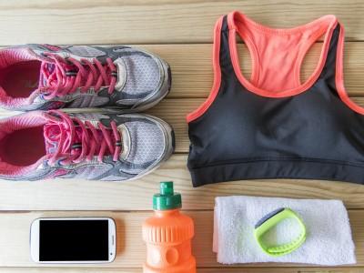 ジョギングに必要な物