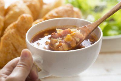 ダイエットにピッタリなスープ