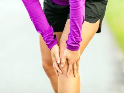 ジョギング中に足が痛む