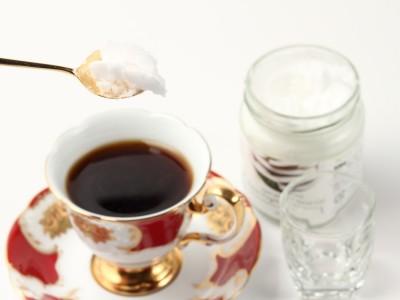 朝のコーヒーにココナッツオイル