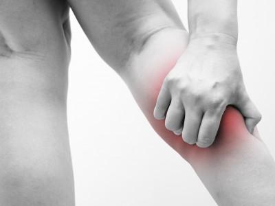 脚の筋肉痛のイメージ
