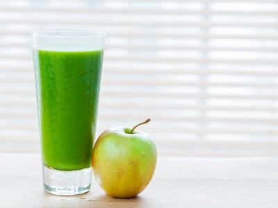 フレッシュジュースと酵素