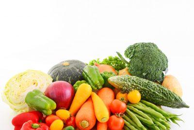 野菜多めの食生活のイメージ