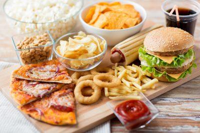 炭水化物が多い食品