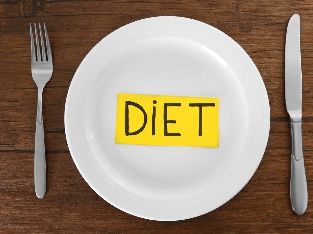 食事制限のイメージ
