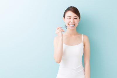 歯磨きを市ながら筋トレ