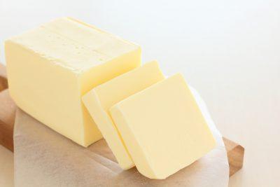 バター(飽和脂肪酸が含まれる食材)