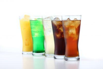 太る食べ物例:ジュース