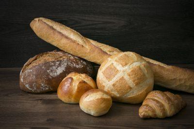 糖質が多いパン