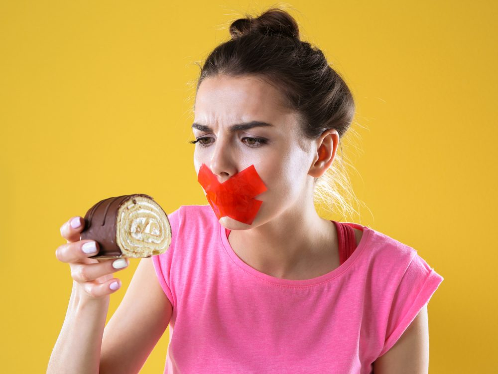 糖質制限ダイエットを実践する人