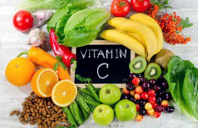 ビタミンCの豊富な食品