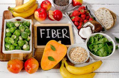 炭水化物の多い野菜や果物
