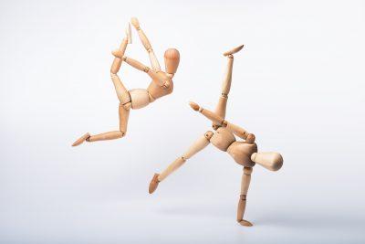 ダンスゲームのイメージ