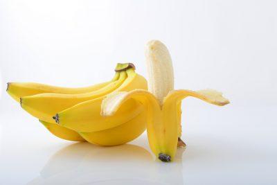 むいたバナナ