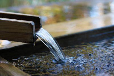 温泉-源泉掛け流し