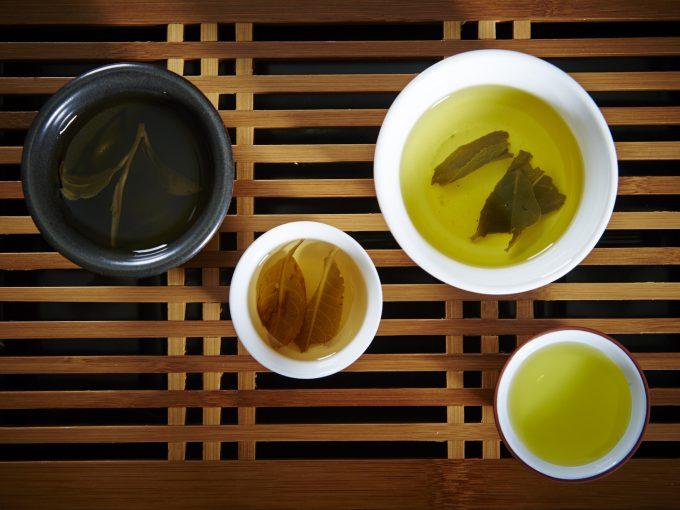 様々な中国茶の種類