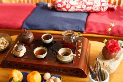 中国茶 プーアル茶