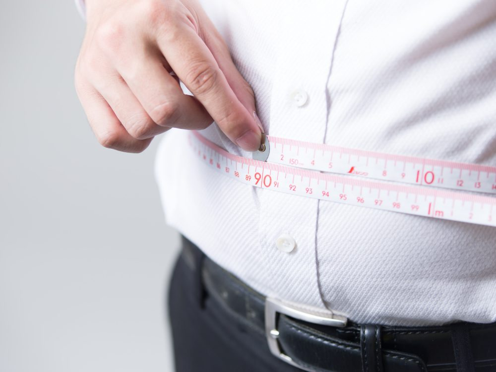 内臓脂肪 肥満男性