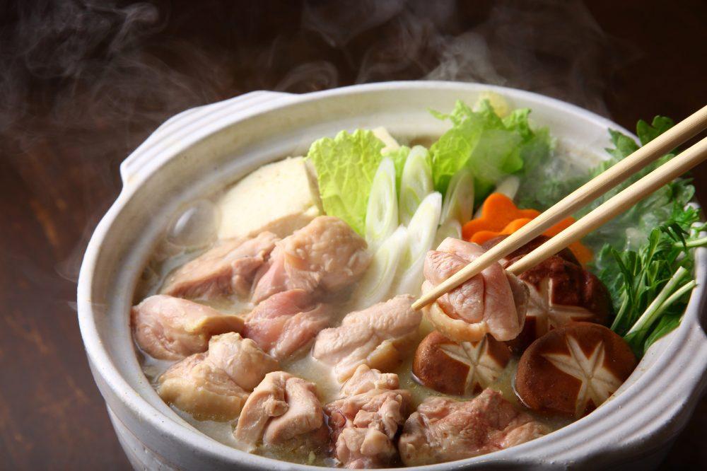 鍋ダイエットのイメージ 鶏鍋