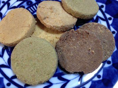 豆乳おからゼロクッキー 実物