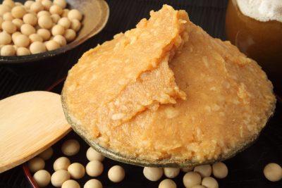 発酵食品の代表「味噌」