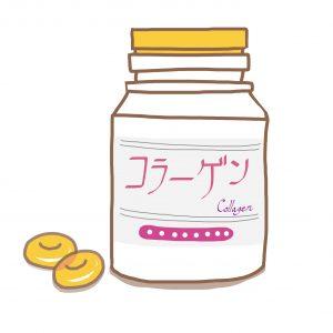 美容のサプリメント / コラーゲン