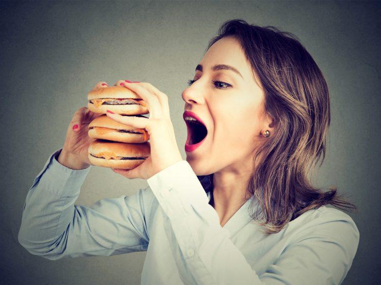 食べても太らない人