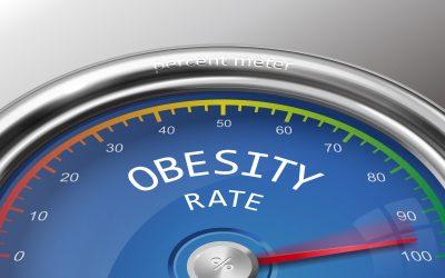 肥満率を調べる機器