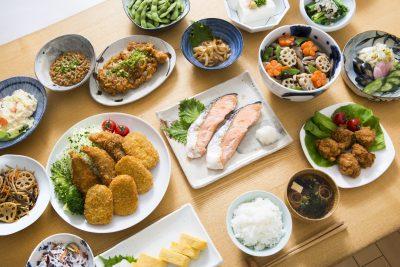 さまざまな食事 イメージ