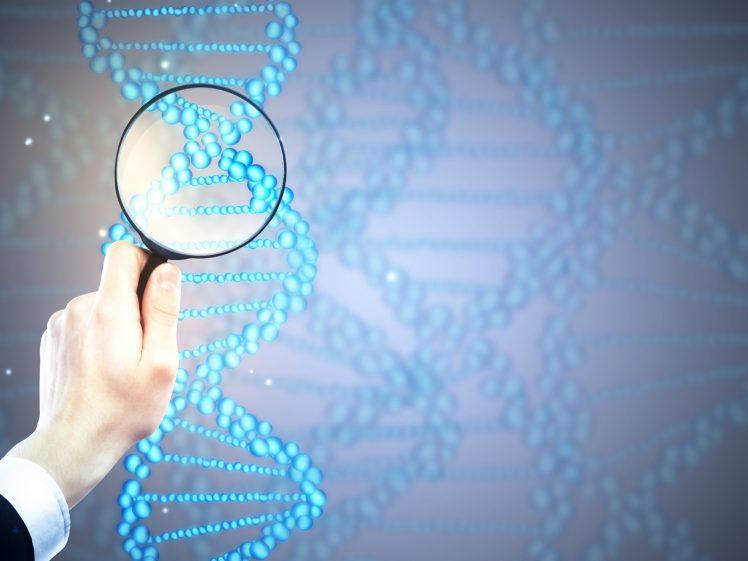 遺伝子検査のイメージ