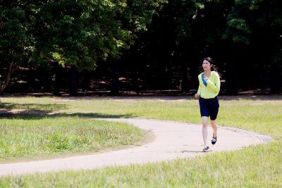 気持ちよく走る ランナーズハイの人