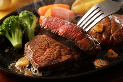 美味しそうなステーキ