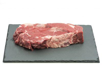 手のひら1枚分程度の赤身肉