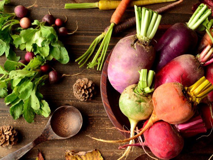 身体を温める食べ物 根菜類