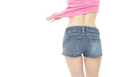 ダイエットに成功した女性 平均より痩せた女性