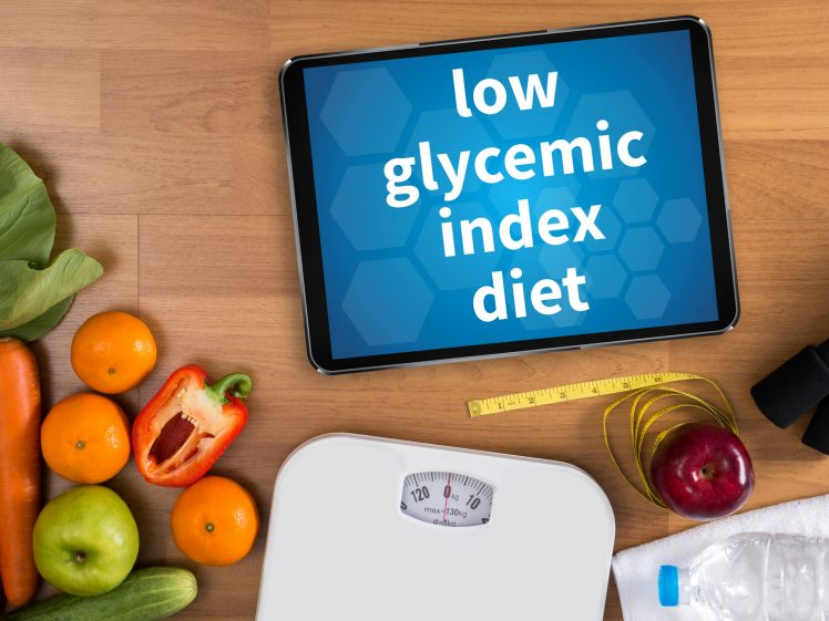 low glycemic index diet 低インシュリンダイエット