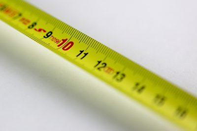10cm メジャー