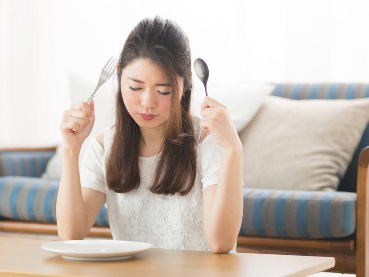 食べないダイエットのイメージ