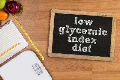 GI値ダイエットを示したイメージ