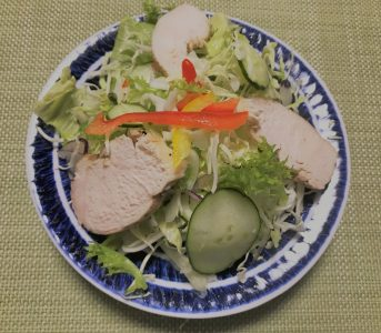 炊飯器で簡単サラダチキン