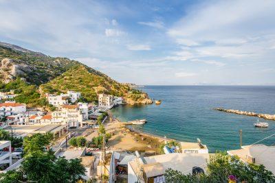ギリシャ イカリア島