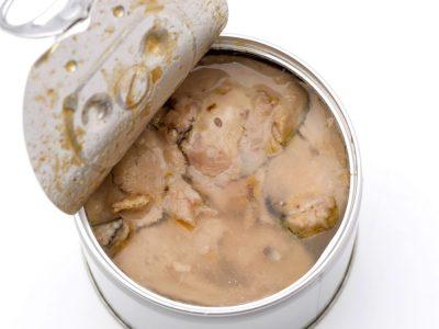 さばの缶詰(さばの水煮)