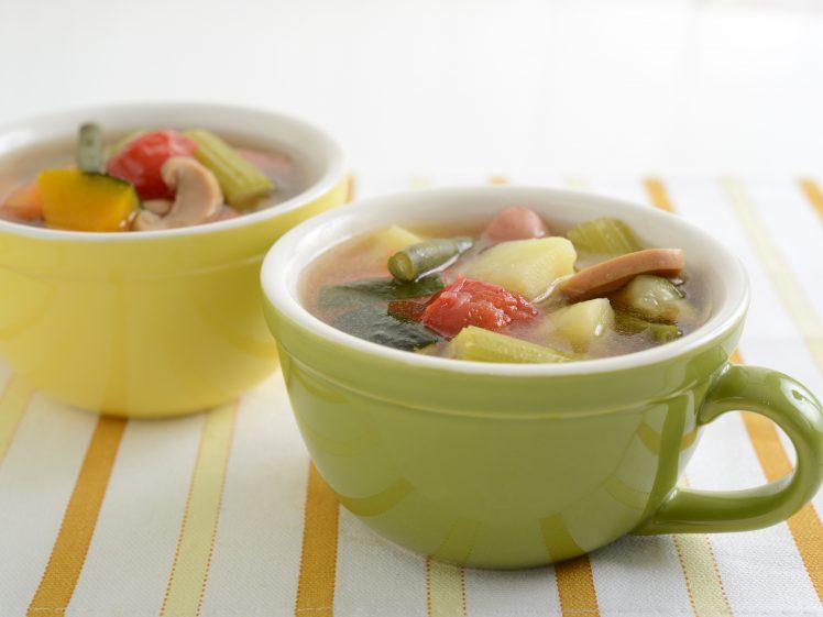 野菜スープクレンズ