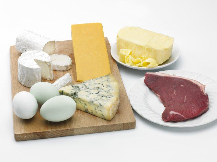 チーズ・卵・肉(MEC食)