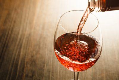 B型に適した嗜好品:赤ワイン